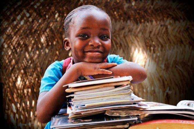 """""""Change your thoughts and you change your world."""" ~ Norman Vincent Peale  Please retweet if you agree w/this #FridayFeeling & that #EducationCannotWait for any child. #Rwot"""
