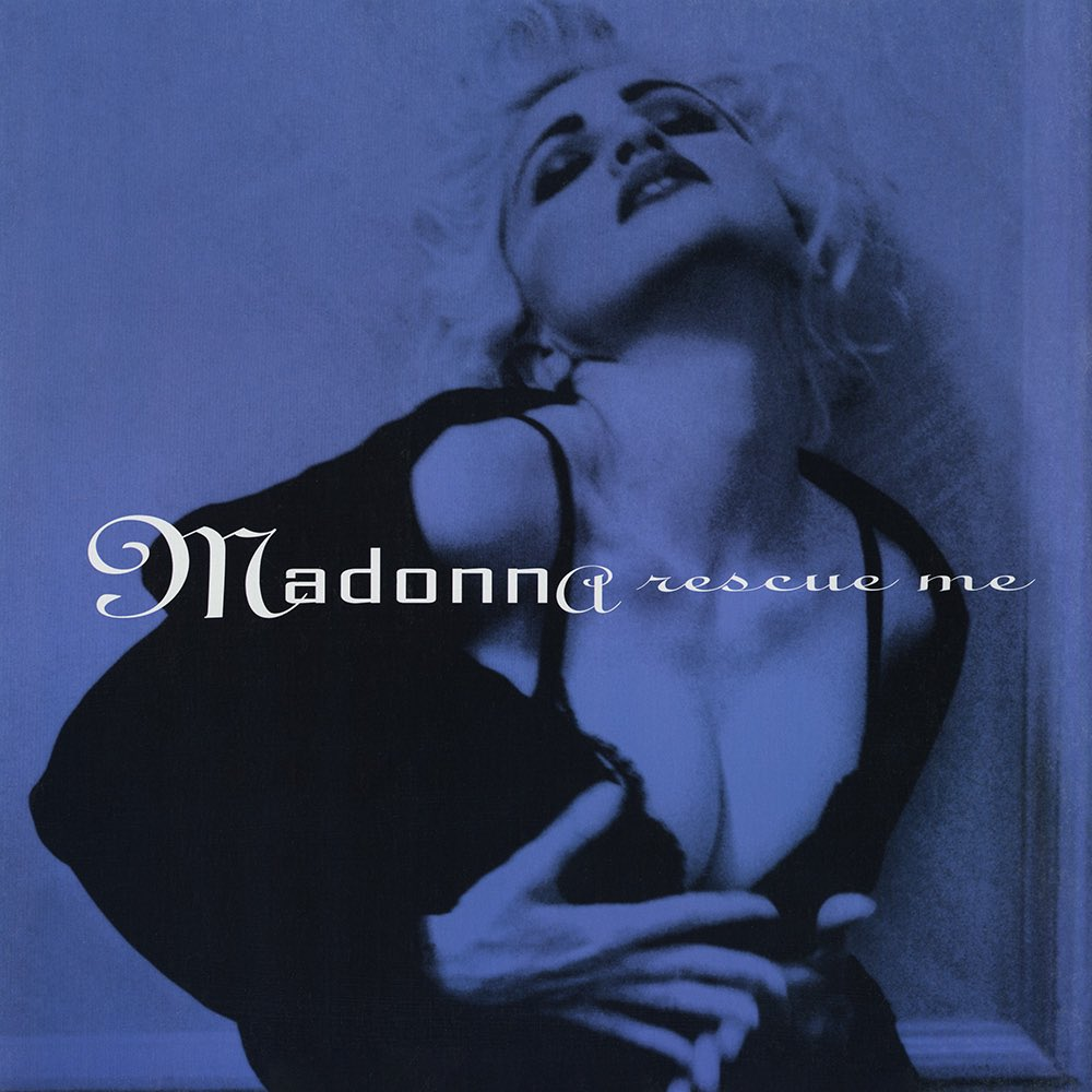 "February 26, 1991 – ""Rescue Me"", the second of two new tracks featured on ""The Immaculate Collection"" album is released as a single. Stream the original remixes created for the song here: Rhino.lnk.to/rescuemeWE #rescueme #madonnastory"