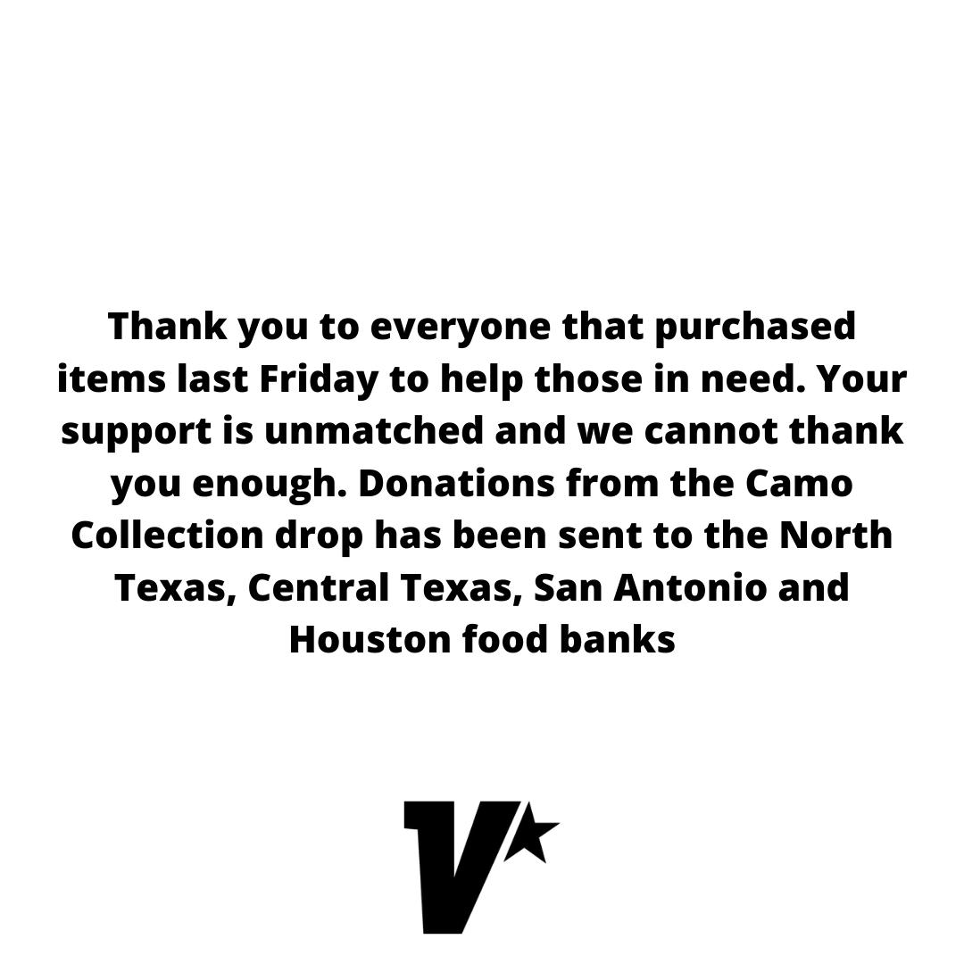 Thank you all 🙏 @ntfb @CTXFoodBank @safoodbank @HoustonFoodBank