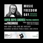 Image for the Tweet beginning: D-5 before #musicfreedomday kicks off!  Join