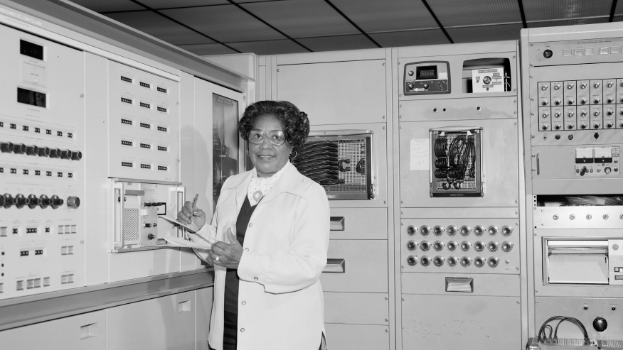 NASA naming headquarters after 'Hidden Figures' engineer Mary Jackson