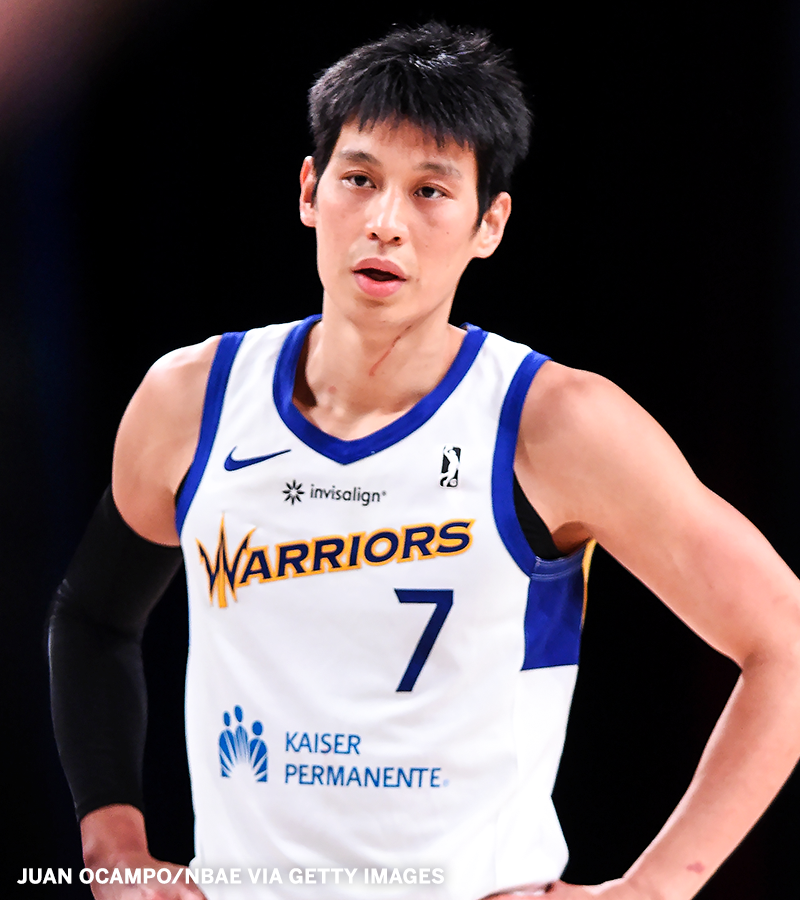 """Being a 9 year NBA veteran doesn't protect me from being called 'coronavirus' on the court.""  Jeremy Lin detailed the racism that he and other Asian Americans have experienced. #StopAsianHate  (via @jlin7)"