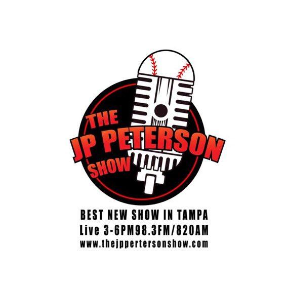 🔥FEEL GOOD FRIDAY ON THE #JPPETERSONSHOW!! TUNE IN!!🔥  820AM/98.3FM/96.7FM  We talk #GoBolts #GoBucs #RaysUp #ChampaBay   3:30 QB GURU @shanestafford14   4:00 #DaveArcher talks #Bucs #Falcons   4:30 @LedyardNFLDraft talks #NFLDraft  @FanStreamJP #TeamJp
