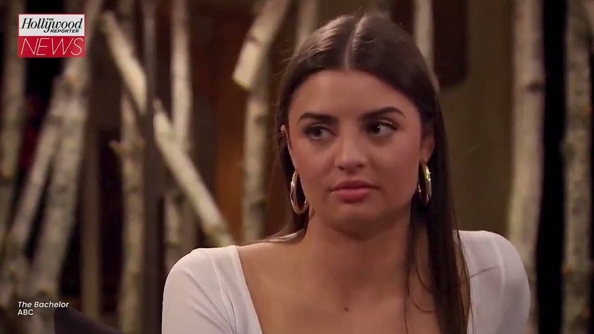 """#TheBachelor star Rachael Kirkconnell speaks out amid ongoing controversy: """"I'm done hiding."""" #THRNews"""