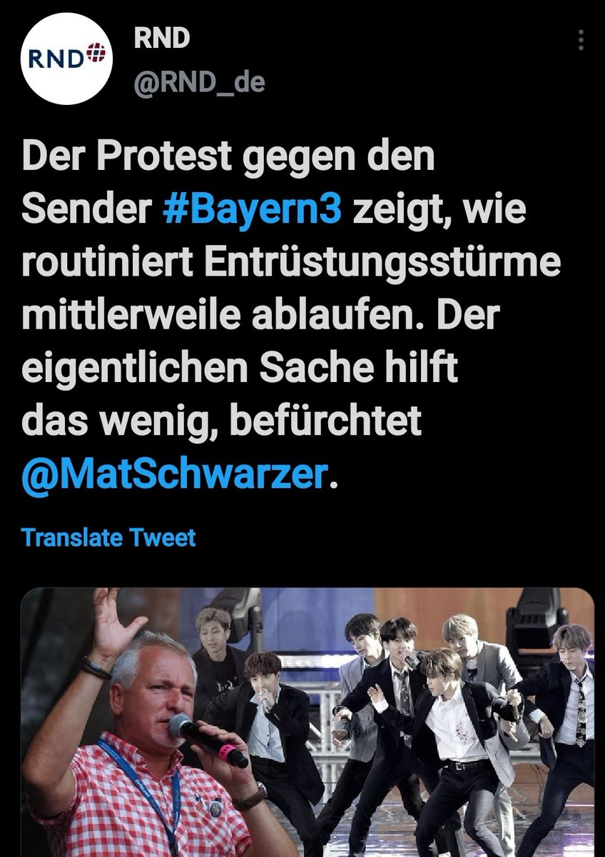 """kritik an rassismus in medien ist oft sachlicher u. fokussierter als die oft wütende weisse gegenreaktion. ironischerweise werden deswegen immer begriffe wie """"shitstorm"""", """"mob"""", """"outrage"""" bemüht, um die kritik zu framen. das ist natürlich absicht. #Bayern3Racist"""