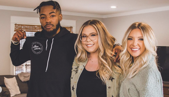 #TeenMom2 dad Devoin Austin appears on Kail Lowry's podcast: says Briana DeJesus' family tricked him out of being on his daughter Nova's birth certificate: