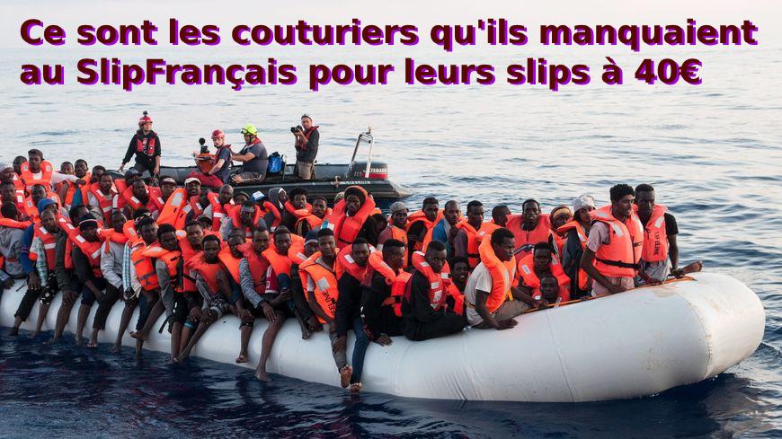 Le Slip Français Migrants