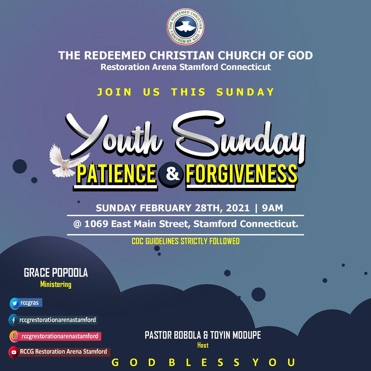 #Rccg  #RCCG #Christian #Sundayservice #SundayMotivation #sundayworship Steam live !!! Thanks
