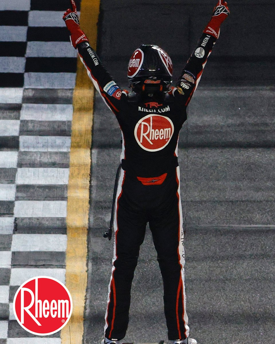 Fun Fact: With his Cup win Sunday, @CBellRacing became the 35th driver to win in all three #NASCAR national series.   @rheemracing   @DEWALTtough