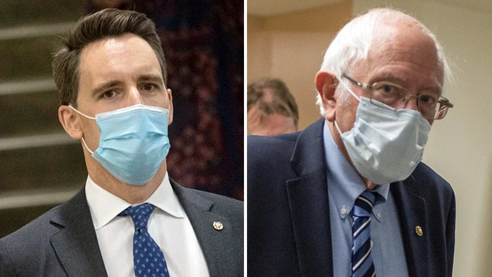 Hawley, Sanders both backing corporate tax to get $15 minimum wage