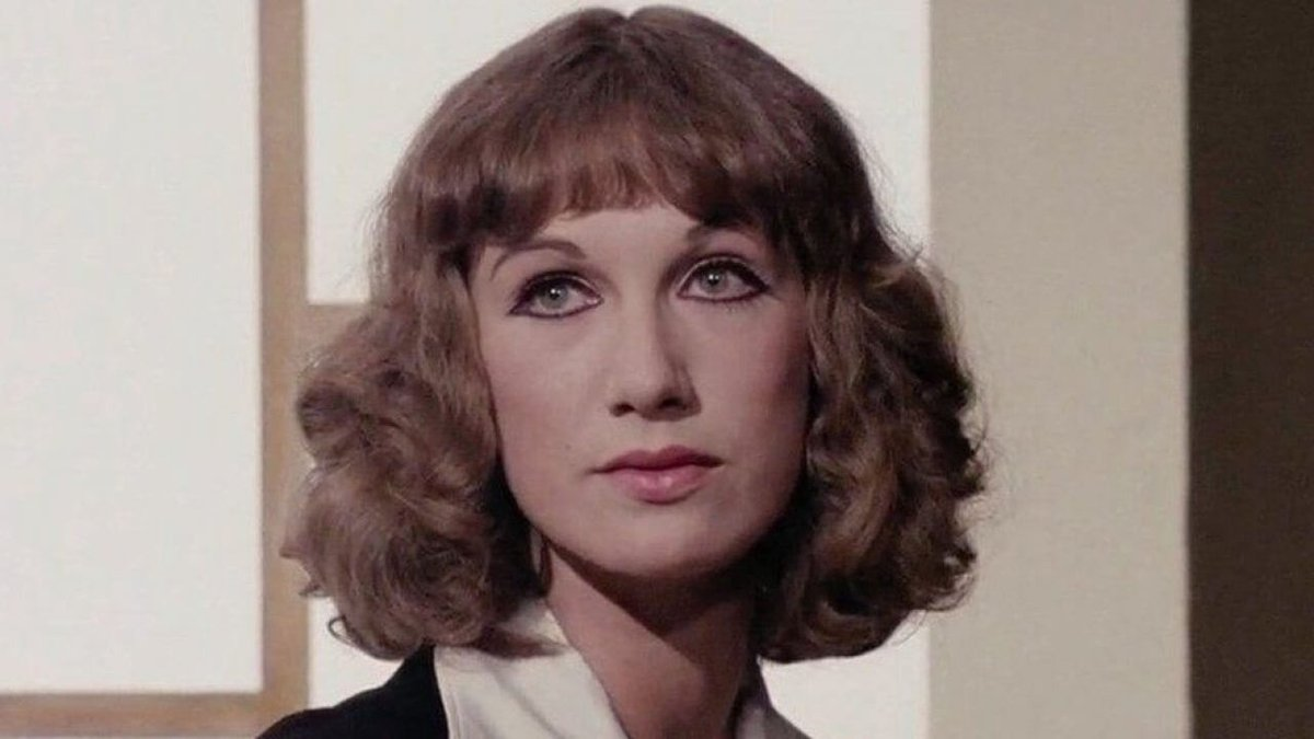 Sharing again for the night-time Twitter folks - this is a massive episode but Daria Nicolodi deserves that and so much more. Listen in as @CramBeilttog & I celebrate one of Italy's biggest talents who is greatly missed. Cheers! https://t.co/nSup3qb2YL