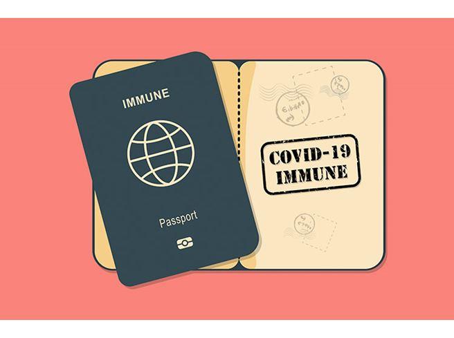 #passaportovaccinale