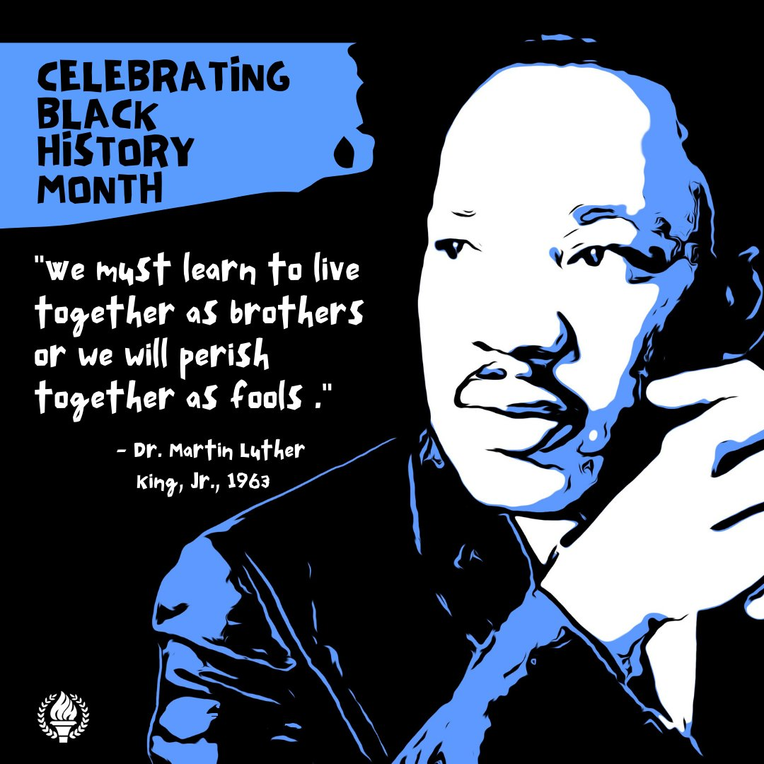 Today, we honor #MartinLutherKingJr, African American minister, civil rights activist, and Nobel Peace Prize winner who promoted freedom, peace, and racial equality. #MLK #IHaveADream #blackhistory #BHM #hhokc