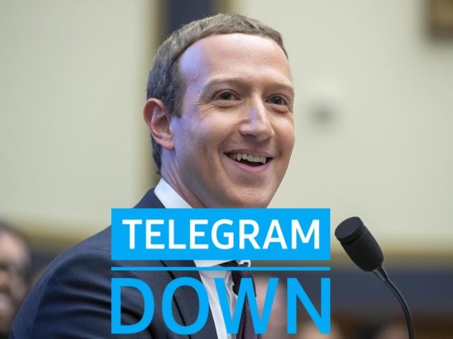 #telegramdown