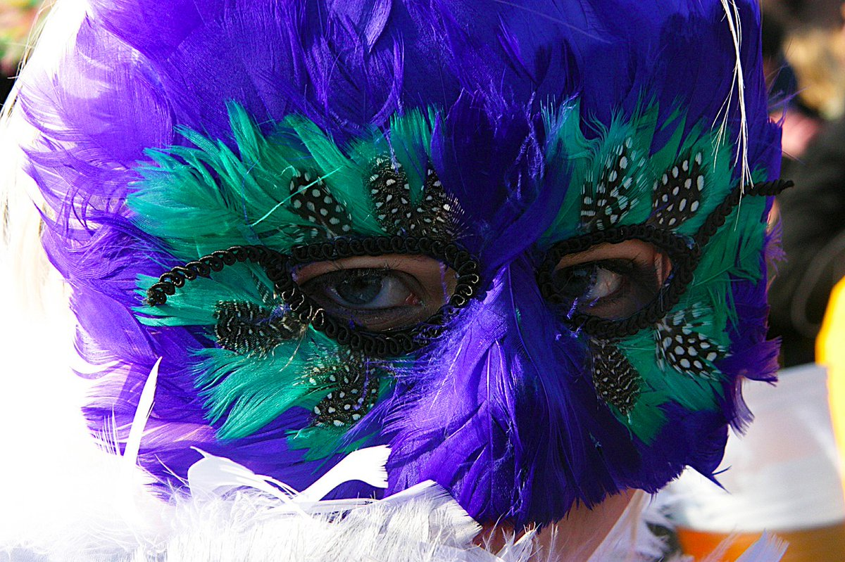 Shrove-Tide First observed in the Middle Ages, it was the last chance to have good food and unrestricted fun before Lent. It celebrated the end of winter. Shrive means to confess. Eventually, it became known as #FatTuesday & has become a part of #MardiGras.  ~Blessings~Courtney