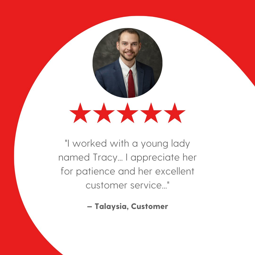 Thank you for 5-star your review, Talaysia! We love helping our neighbors with their insurance needs!  #greerinsuresme #statefarm #canalfulton #ohio #autoinsurance