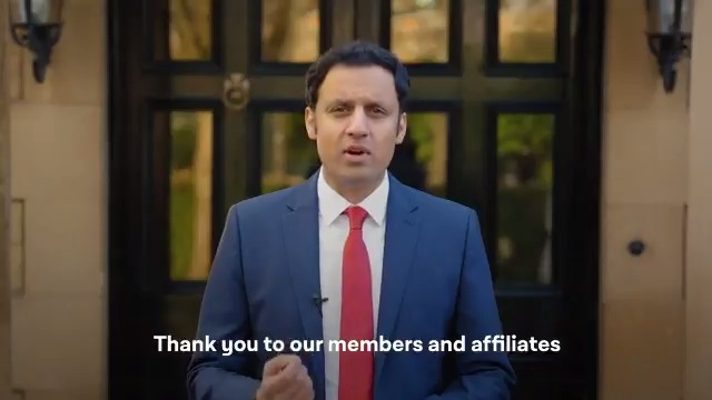 As a father I am overjoyed & proud to see you, @AnasSarwar make history & take on the responsibility of rebuilding the Scottish Labour Party.  I am sure that will do justice to the role with sincerity/commitment & will strive to meet the expectations of all who voted for you.