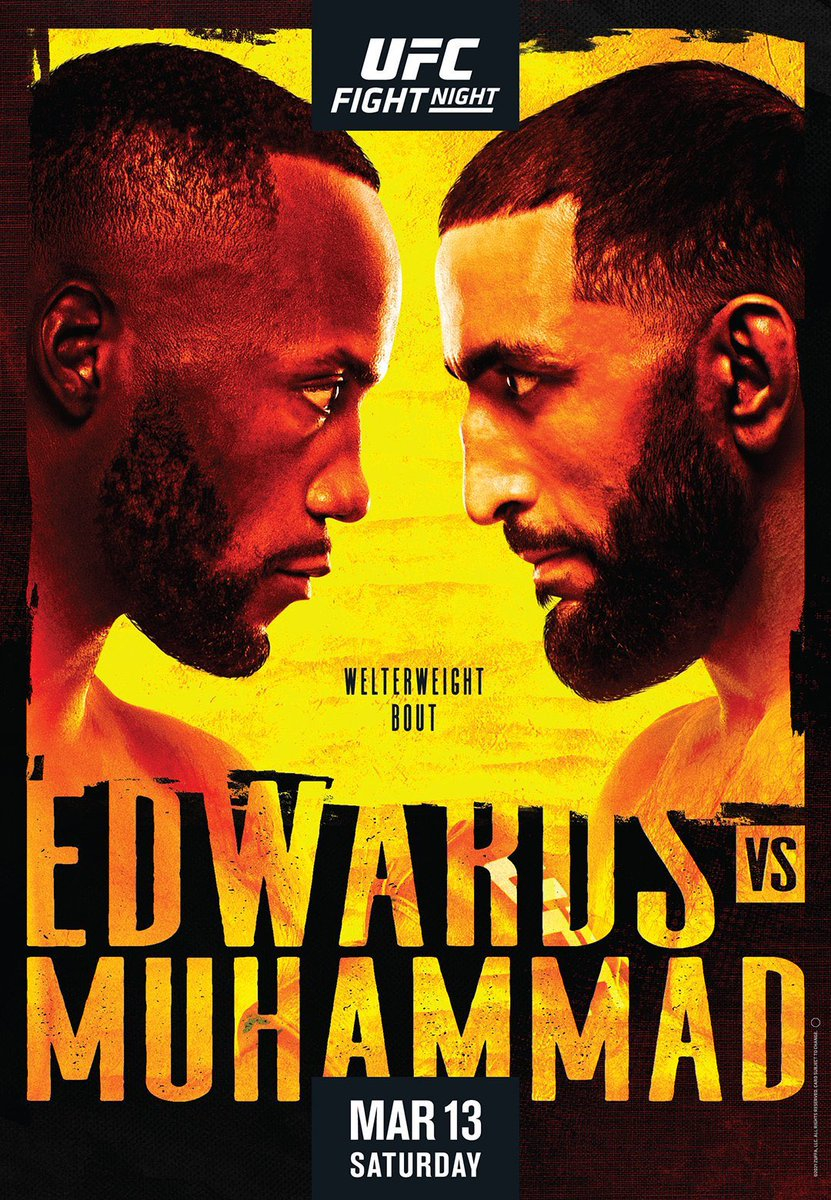 Official poster dreams becoming a reality #maineventmuhammad https://t.co/E47hyW5zll