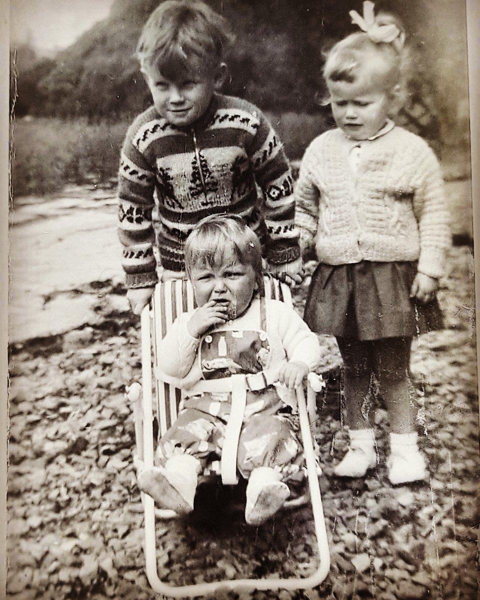 Are little brothers always wingey?  #1960s #1960life #truestory #lakedistrict #blackandwhite #lifestyle #life #sunderland #bloggerlife #familylife