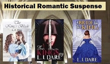 @LJDare1 A wintertime escape-Book 2-The King's Spy   Book 1-The King's Blade     Read Ch. 1 excerpts at:   #BVS #AltRead #SundayMorning   #lovehistrom #RomanceBooks #eBooks #BookBuzzers