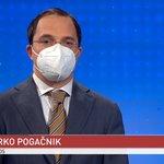 Image for the Tweet beginning: .@MPogacnik: #opozicija zavaja. Demografski sklad