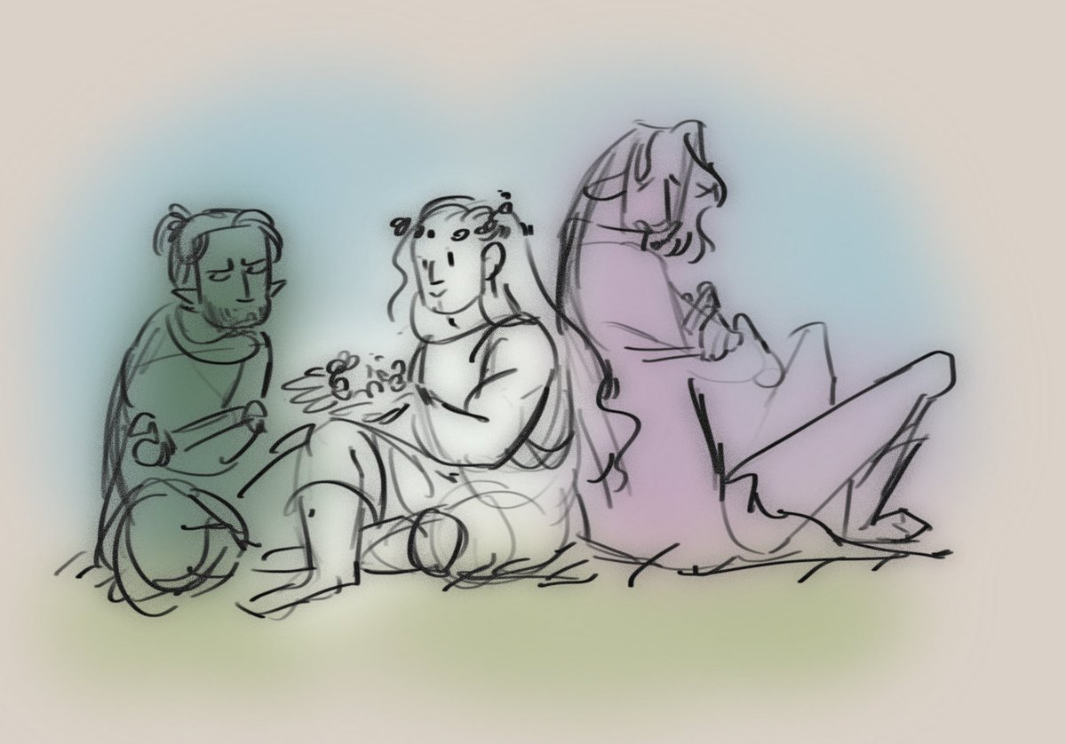 Replying to @rasic_art: #CriticalRoleSpoilers at least they were having fun