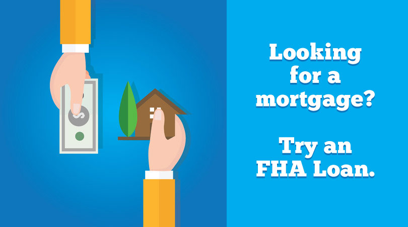 For FHA #homeloan applicants with bad credit, a 10% #downpayment might be required.