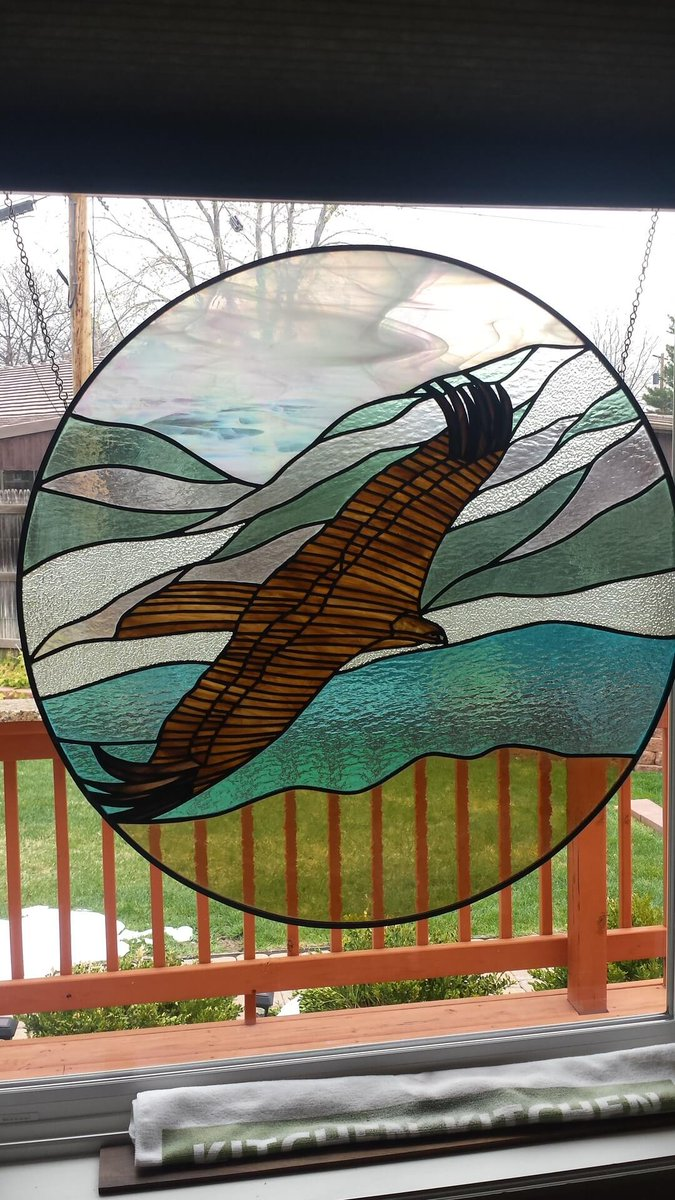 Although our leading service is creating stained glass work for your home, we also do repairs to damaged stained glass! Visit our website online to learn more: https://t.co/jBejTNcIDp #StainedGlass #GlassArt #Art https://t.co/U9uqJjGJQF