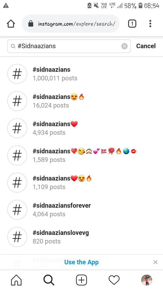 Replying to @Murali21568324: BOOM💥💥  #Sidnaazians completed 1M Impressions in IG🔥  congrats to everyone💖  #SidNaaz
