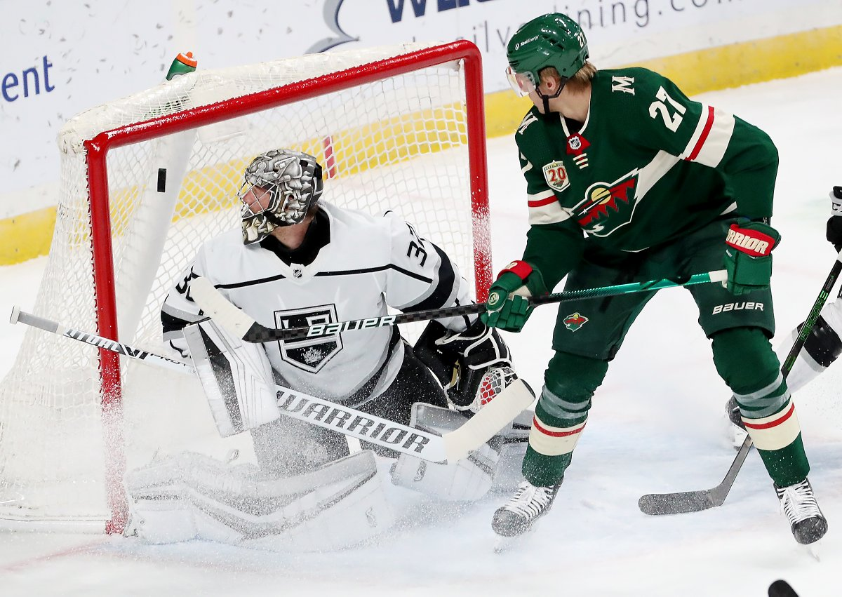 #MNWild returns home, keeps win streak in tact with 3-1 victory over LA Kings. Game story from @sarah__mclellan https://t.co/BluwaMrXLS https://t.co/sxsTqvSyt0