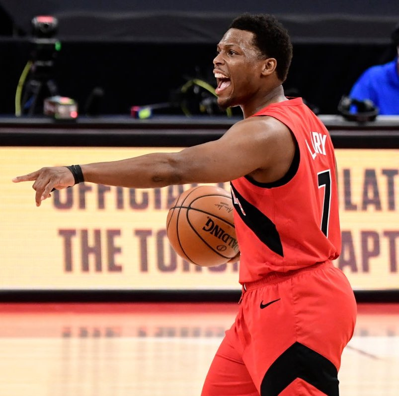 Kyle Lowry tonight:  20 points  11 rebounds  10 assists  6/8 FG 4/4 3PT 4/4 FT  Still elite at 34 🔥 https://t.co/25easoBSE4
