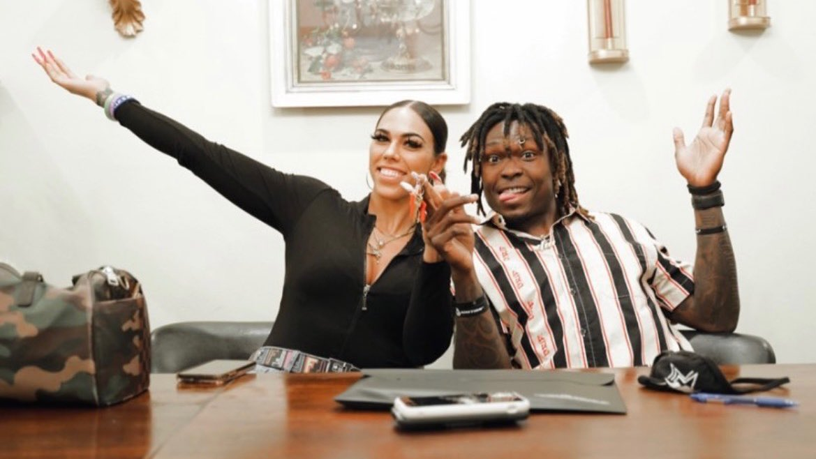 Congratulations to our client @jf3_5 and his girlfriend, Frankie on the purchase of their first home! Can't wait to visit! ✨  #football #buccaneers #tampabay #tampabaybuccaneers #nfl