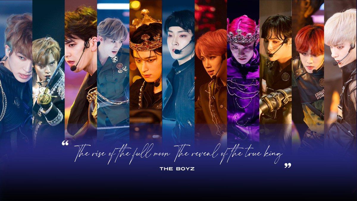 @MnetKR @WE_THE_BOYZ is an 11-member South Korean boy group under Cre.Ker Entertainment. The group consists ofSangyeon, Jacob, Younghoon, Hyunjae, Juyeon, Kevin, New,Q, Juhaknyeon, Sunwoo, &Eric.The Boyz debuted on Dec. 6th, 2017<33  WE GOT YOU THE BOYZ #THEBOYZ #더보이즈