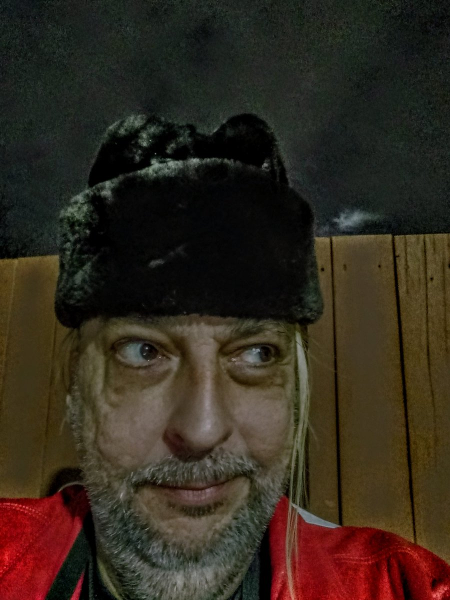 Day 57 of A 5th Year of Hats Russian Ambassador Cossack Black Fur Hat United Hatters, Cap and Millinery Workers International Union 02/26/2o21 #a5thYearOfHats #yatZig #hat #cap #beret #chapeau #fur #ambassador #cossack #UnitedHatters #Millinery #Workers  #International #Union