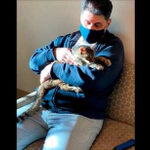 Image for the Tweet beginning: Cat missing for 15 years