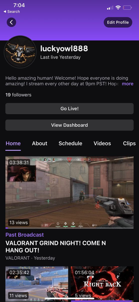 Your support would mean a lot for the growth of the channel, if u haven't already, please follow🙏   #streaming #SmallStreamersConnect #smallstreamer #twitch #TwitterIsOverParty #twitchcommunity #smallstreamersupport #SupportSmallStreamers #TwitchAffliate