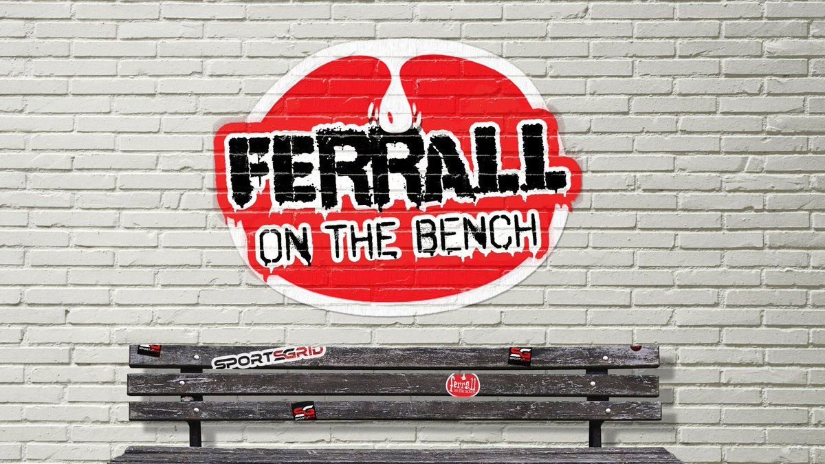 """We are finishing up your week with Friday Free-For-All """"Ferrall On the Bench"""" with @ScottFerrall on @SportsGrid, @SportsGridRadio, @1090TheMightier & @SIRIUSXM Ch. 204!!  Tonight 1025ET/725PT - @GeorgeKurtz  1125ET/825PT - @GOFORTHE2   Watch live on https://t.co/ZA2s9iNWEo https://t.co/fdcEo4MU1c"""