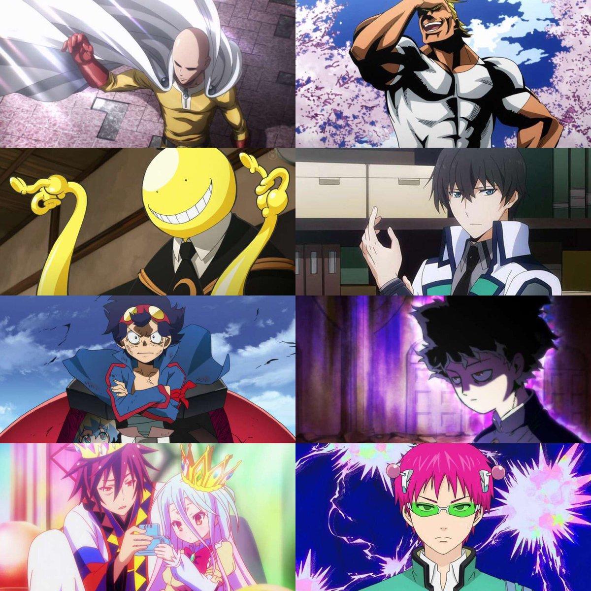 Anime characters who technically never lost a fight   #OnePunchMan #MyHeroAcademia #AssassinationClassroom #IrregularatMagicHighSchool #gurrenlagann #saikik #mobpsycho100 #nogamenolife #anime #animation #AniList #Anitwt #manga #ALLMIGHT #saitama #saiki