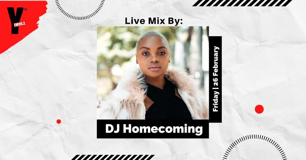 Representing the ladies of #TheWarehouse is our girl @DJ_Homecoming, Volumes up, let's vibe! #ClubMix https://t.co/RD9kHMPyF0