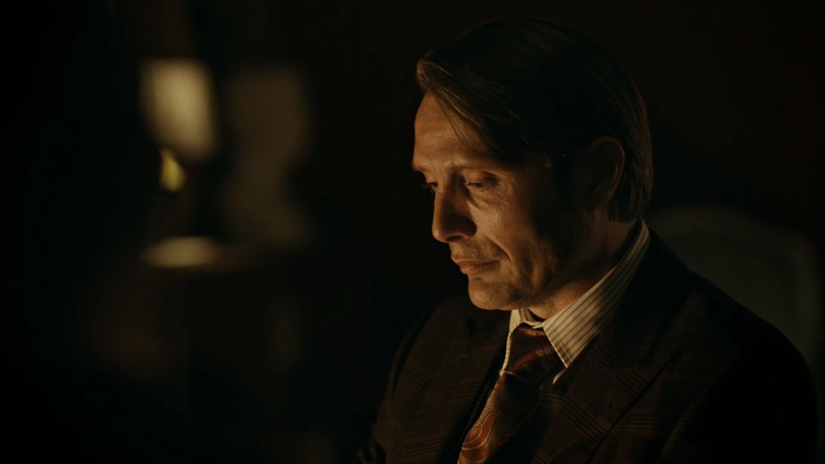Mads is just beautiful  #Hannibal2021 #HannibalDeservesMore