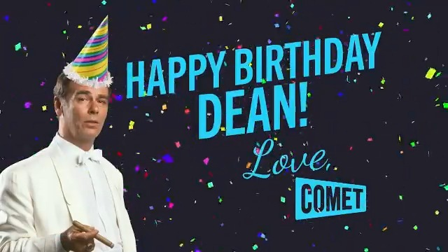 #HappyBirthday Dean Stockwell! We think you are out of this world! #DeanStockwell #QuantumLeap https://t.co/lpRm1ezbK1