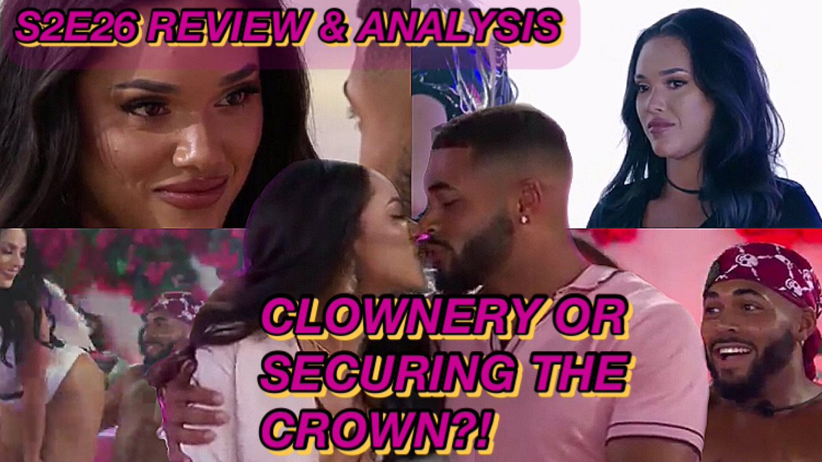 No one wants to take risks now. 😠Love Island USA Season 2 Episode 26 review     Cely Justine Mackenzie Caleb Calvin Carrington Johnny Moira Keirstan Laurel Bennet  #LoveIslandUSA