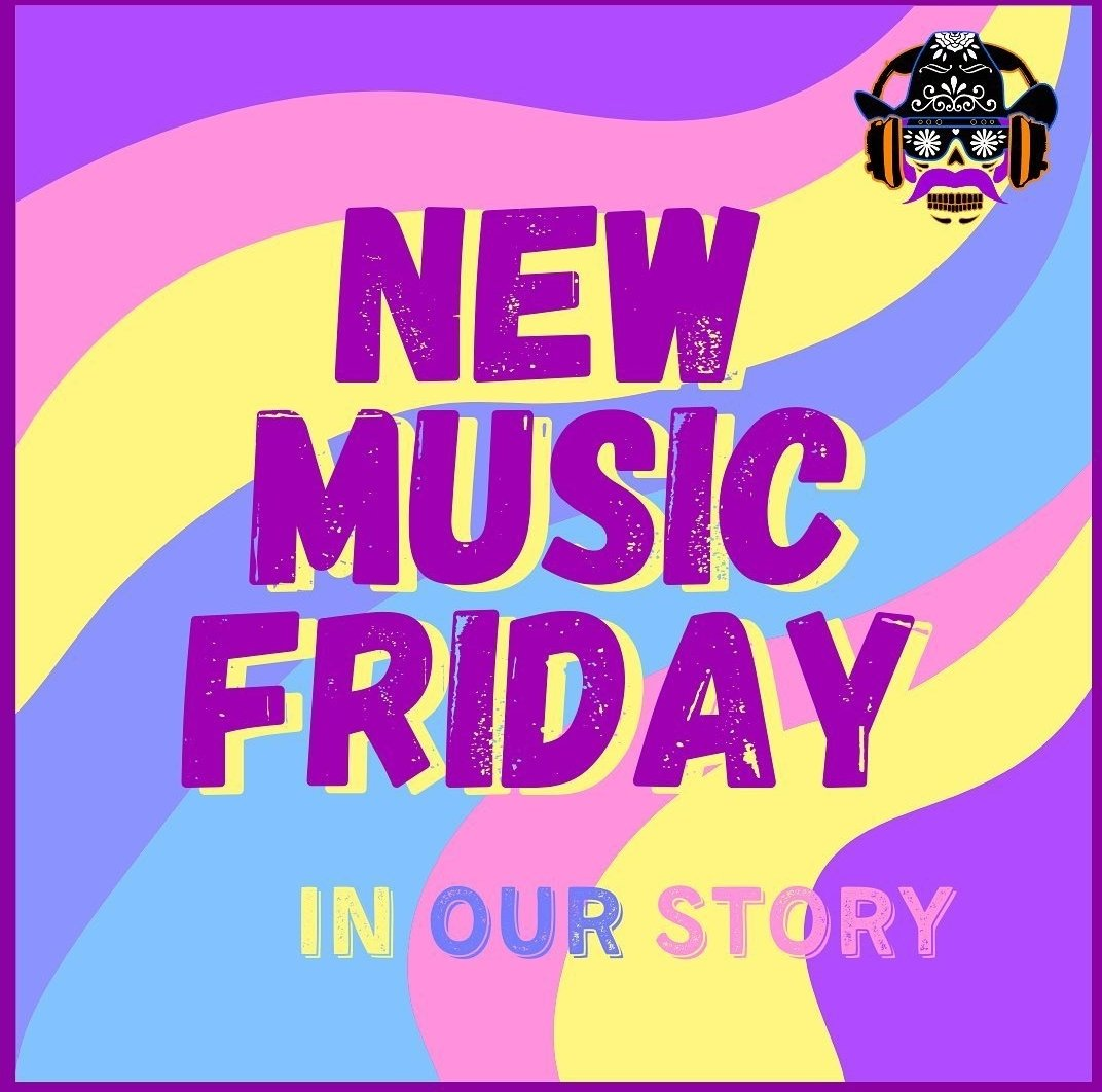 Finally it's Friday!! We are ready for #newmusicfriday. Check what's going on in our #instagram stories.   #newmusicfriday #newmusic #newmusicalert #viernesdenuevamúsica #nuevamúsica #newsongs #songs #song #cancion #nuevacancion #radio #radiopocho #share #story #igstory