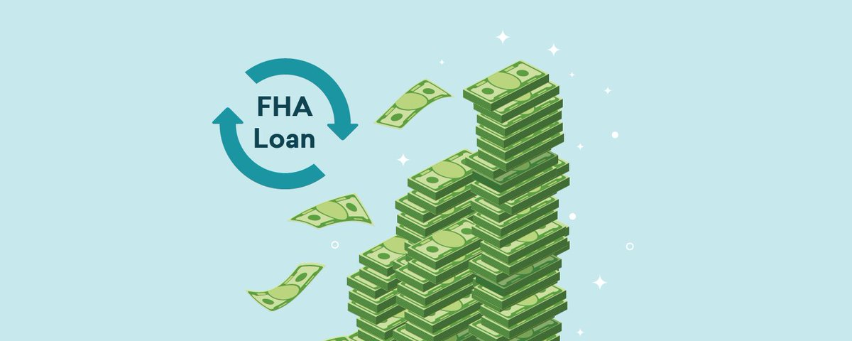 Refinancing from an FHA #homeloan to a conventional #mortgage requires a credit score of at least 620.