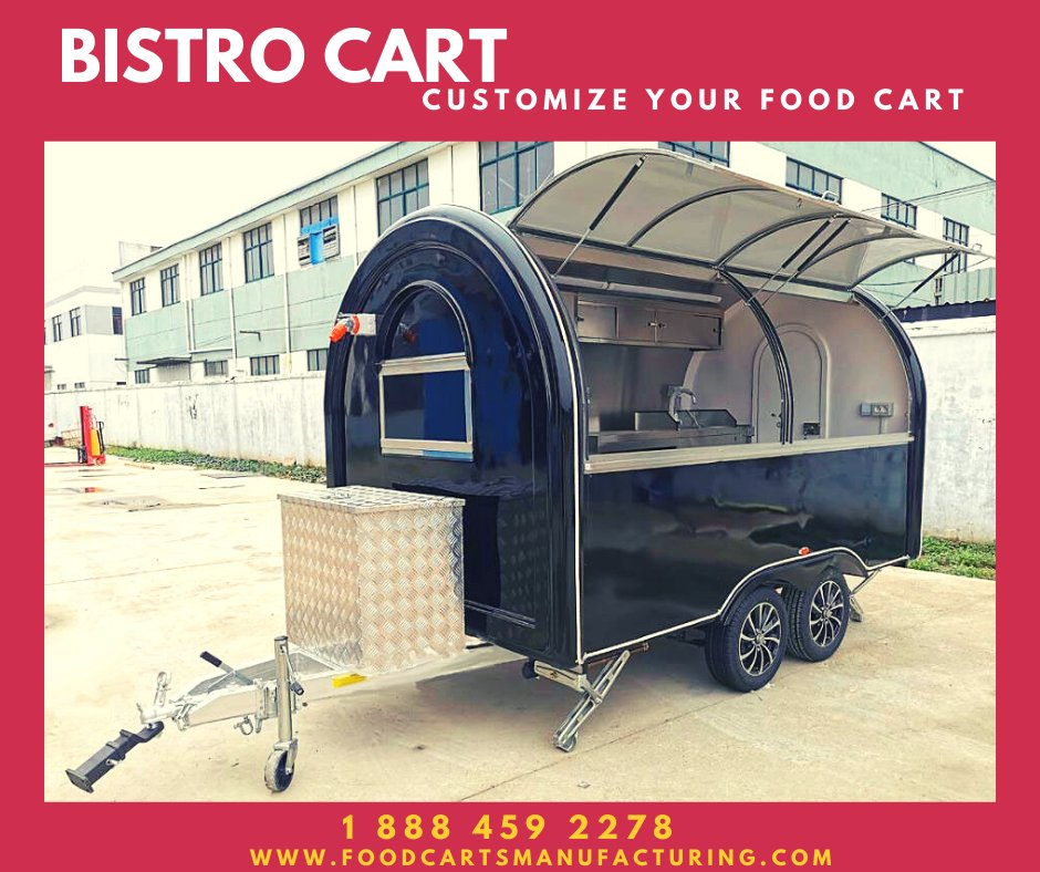 We sell customized Food carts & trailers. You can build your own cart as per your need. To learn more about our products visits:  #foodcart #foodtrailer #foodtruck #smallbusiness #entrepreneur #BusinessOwner #foodindustry #newyork #california #texas #Nevada