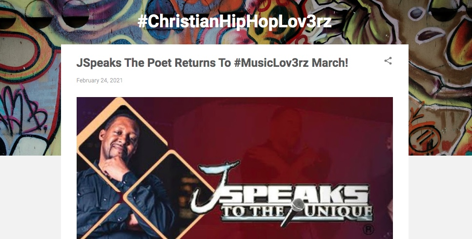 *#ChristianHIpHop #LOV3RZ!  Check out our newest blog!   #CHH #HipHop #Rap #HopeHop