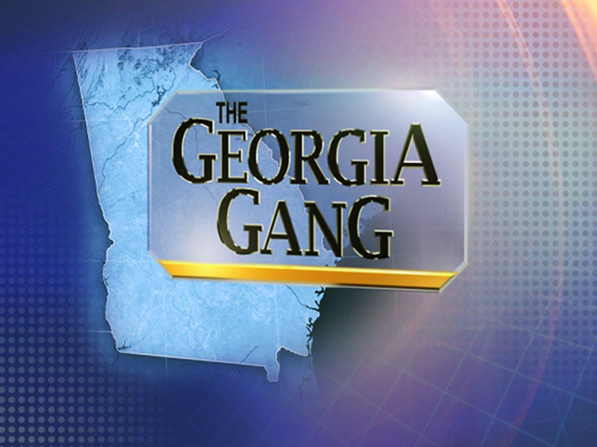Don't miss #TheGeorgiaGang THIS MORNING at 8:30! #gapol