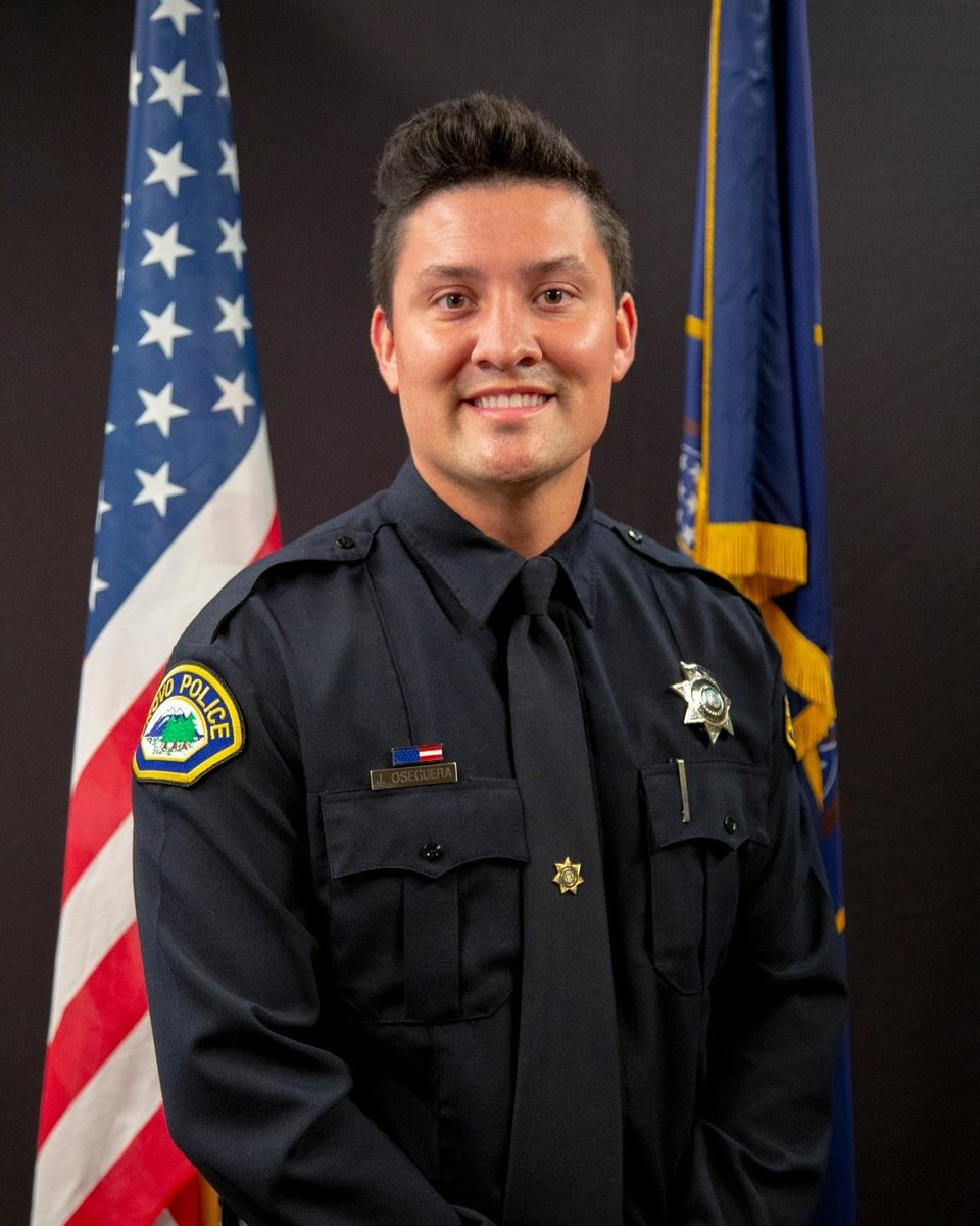 ***Officer Update***  Today, Officer Oseguera was alert and in good spirits. His recovery will take time. Again, we want to thank all of the officers who came to assist yesterday. We truly appreciate all the support from our amazing community!