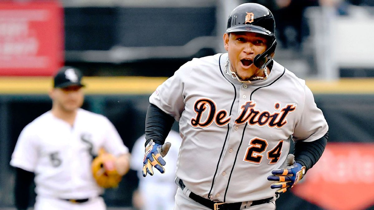 Cabrera's goal: Get to 500 HRs, 3K hits in '21  #espn #sports