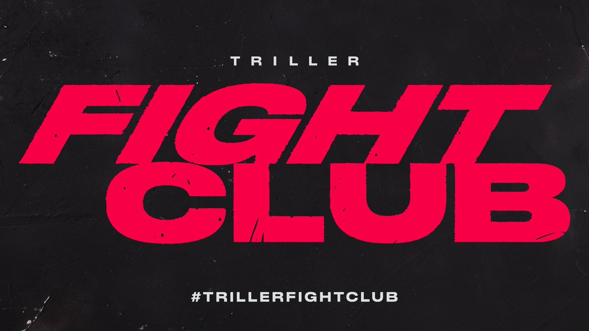 """April 17. #TrillerFightClub """"Triller Fight Club is a new entertainment platform which pairs four quadrant entertainment with boxing that even the staunchest purest will love."""" - Ryan Kavanaugh"""